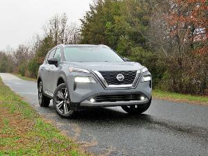 2021 Nissan Rogue vs. 2021 Ford Escape