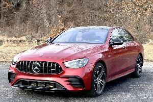 2021 Mercedes-Benz AMG E53 Road Test and Review
