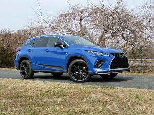 2021 Lexus RX 350 Road Test and Review