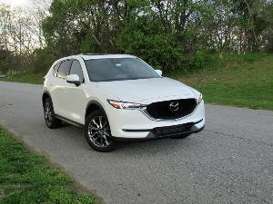2021 Mazda CX-5 Road Test and Review