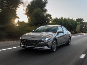 2021 Hyundai Elantra HEV Road Test and Review