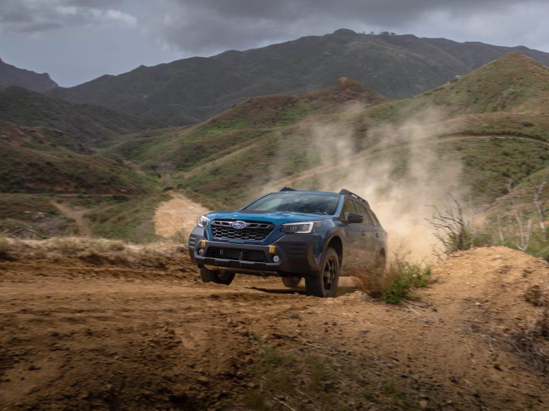 10 Things You Need to Know About the 2022 Subaru Outback Wilderness
