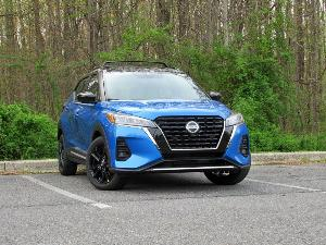 2021 Nissan Kicks Road Test and Review