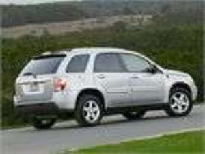 2005 Chevrolet Equinox Review