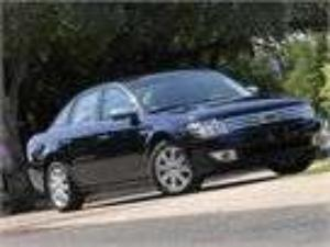 2008 Ford Taurus First Drive