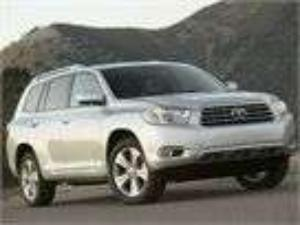 2008 Toyota Highlander First Drive