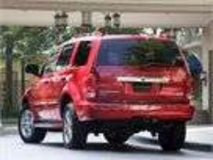 2009 Dodge Durango Hemi Hybrid Preview