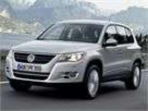 2009 Volkswagen Tiguan Preview