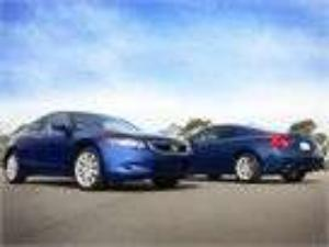 Head-to-Head Comparison: 2008 Honda Accord Coupe vs. 2008 Nissan Altima Coupe