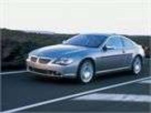2004 BMW 6 Series First Drive
