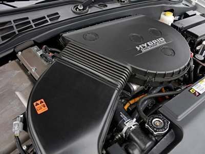 2009 Dodge Durango Hybrid Engine