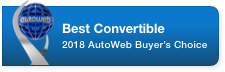 Autoweb 2018 Car of the Year
