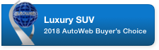 Autoweb 2018 Utility Vehicle of the Year