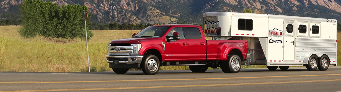 10 best trucks for towing a travel trailer on your next summer vacation.