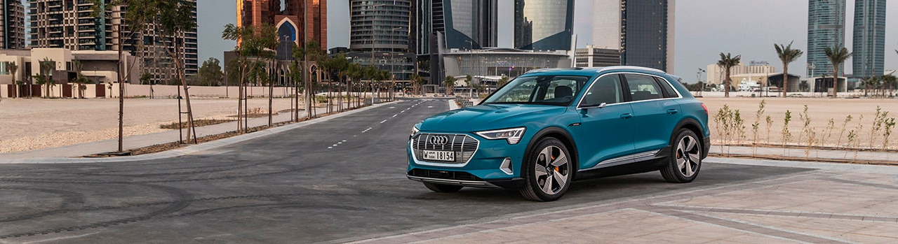 10 Things You Need to Know About the 2019 Audi e-Tron