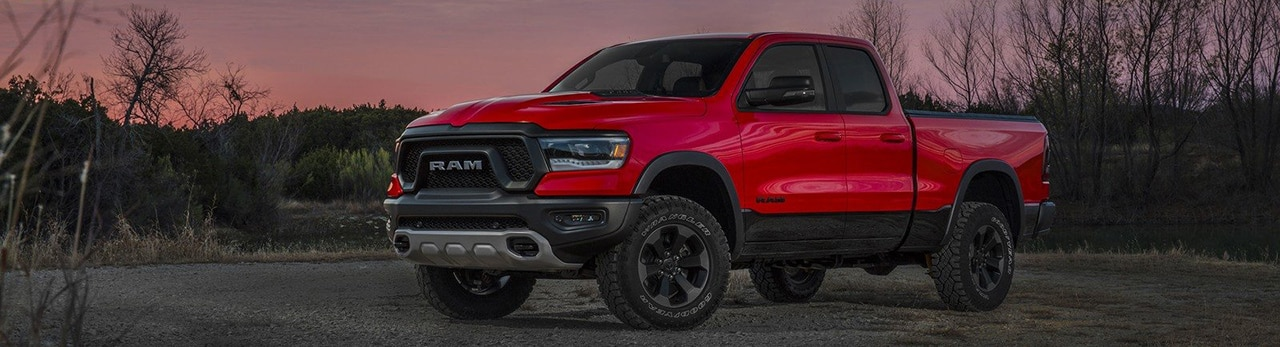 2019 RAM 1500 Rebel Road Test and Review