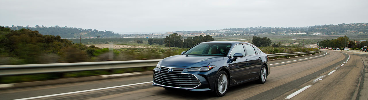Just Released - Read our latest review of the 2019 Toyota Avalon!