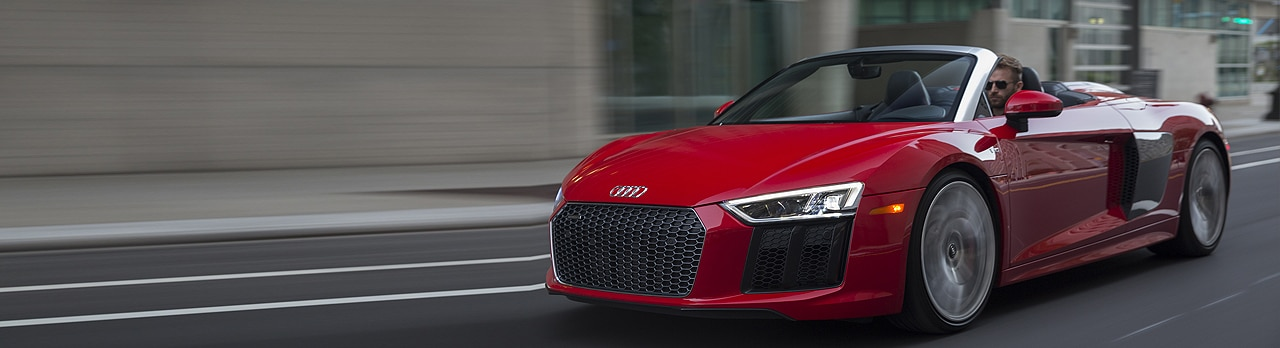 2020 Audi R8 Spyder Road Test and Review