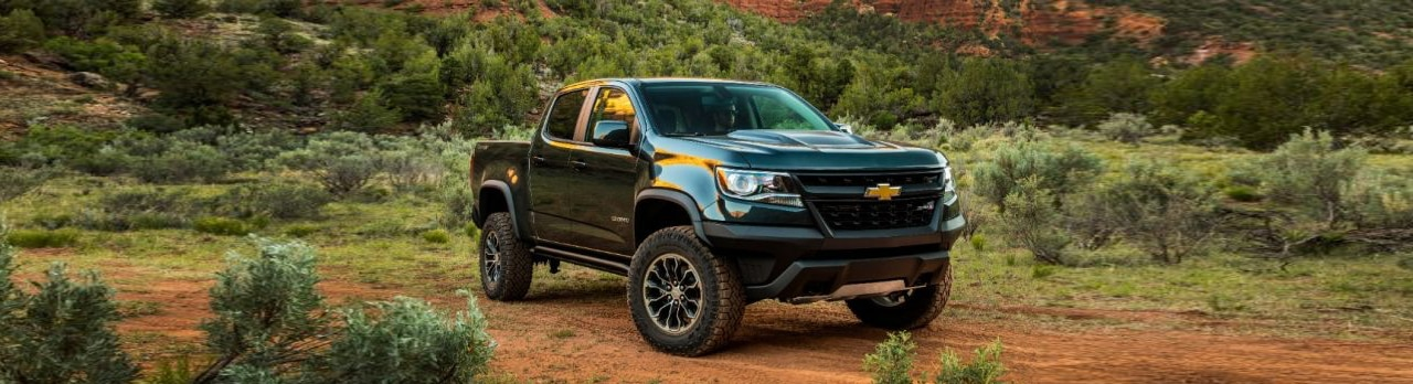 2020 Chevrolet Colorado Road Test and Review