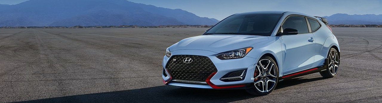 10 Things You Need to Know About the 2020 Hyundai Veloster N