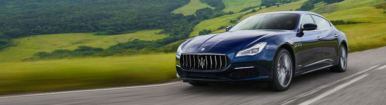 2020 Maserati Quattroporte Road Test and Review