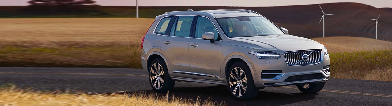 2020 Volvo XC90 Hybrid Road Test and Review