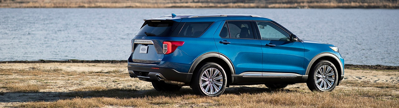 4X4 Crossovers that Perform Well Off-Road