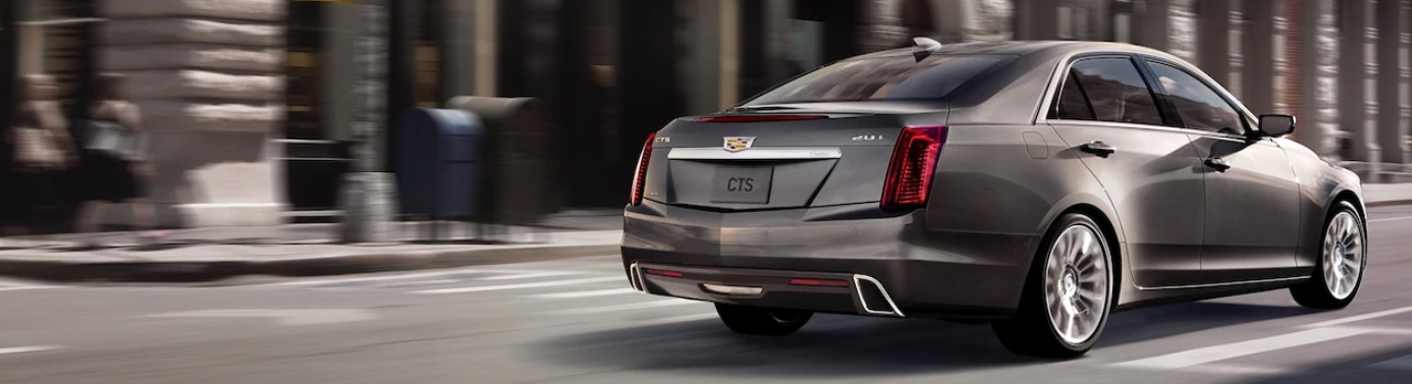 Cadillac CTS Competitors to Consider