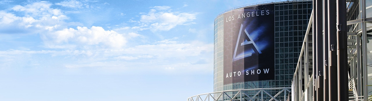 Check out the MUST SEE vehicles at the 2017 LA Auto Show!
