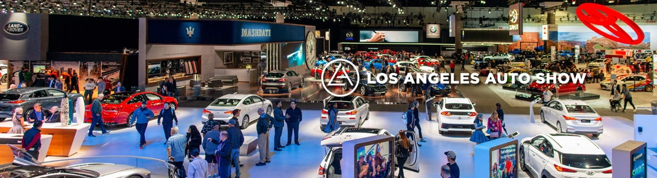 Must see vehicles at the 2018 LA Auto Show - Check it Out!
